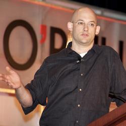 Clay Shirky, experto en uso de redes socialesFoto: AP