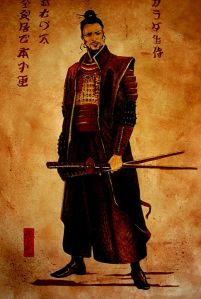 Samurai_by_lubliner