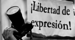 Derecho a la libertad de expresión.